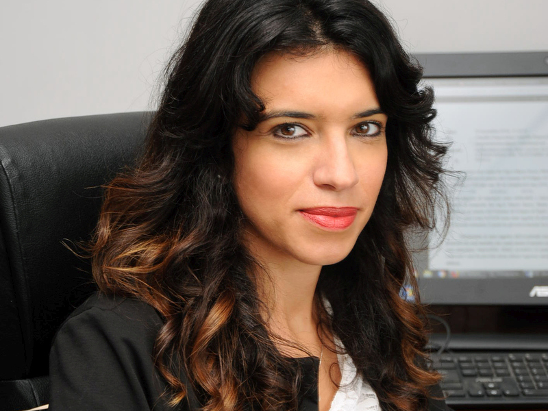 Avvocato Silvia Angelucci